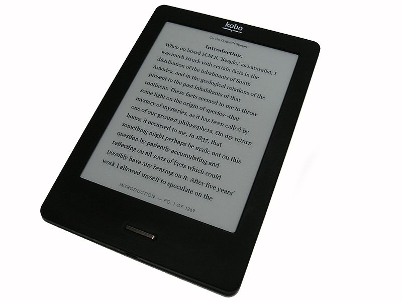 kobo how to open locate files