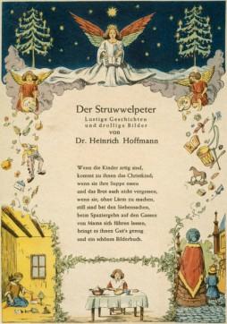 H.Hoffmann / Struwwelpeter / Christchild